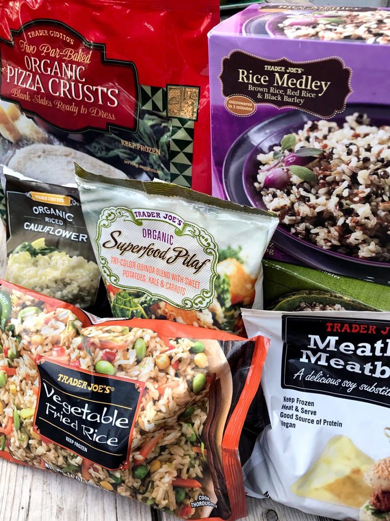 8 Trader Joe's Foods I Always Keep in My Freezer (and the Recipes I Make With Them)