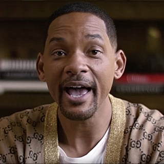Will Smith Does Impression of Michael Jackson Video