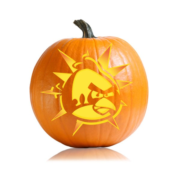 Cartoon character pumpkin carving ideas for kids popsugar moms thecheapjerseys Choice Image