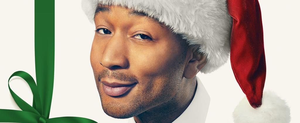 "John Legend and Chrissy Teigen's ""Happy Christmas"" Song"