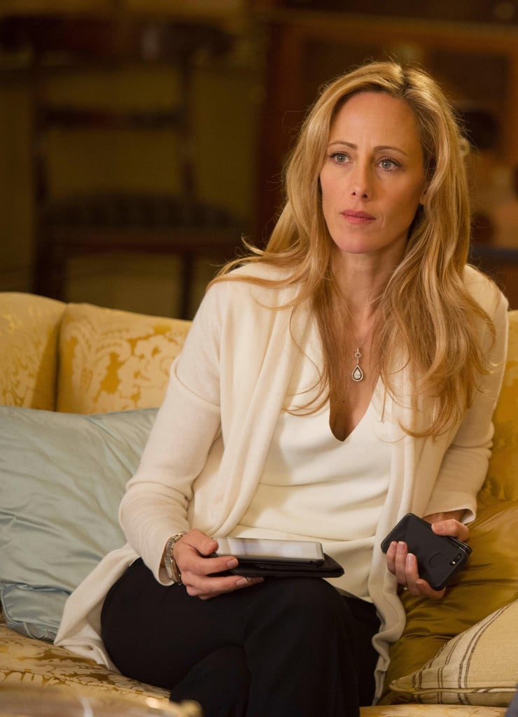 Kim Raver returns as Audrey Heller. | 24: Live Another Day ...