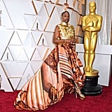 Billy Porter at the 92nd Annual Academy Awards in 2020