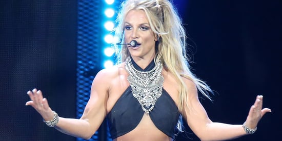 Britney Spears Hit Us, Baby, One More Time With Epic iHeartRadio Music Festival Performance