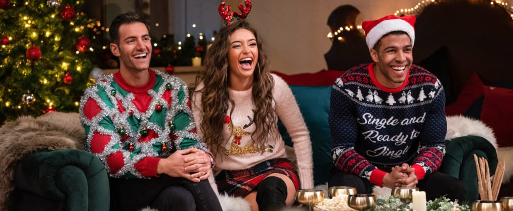 Get to Know the 12 Dates of Christmas Cast