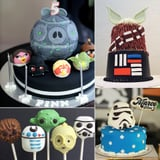 May the Force Be With Your Birthday Cakes