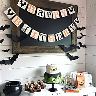 Halloween Birthday Party Ideas For Kids