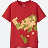 UNIQLO + Nintendo Pixelated Mario Tee