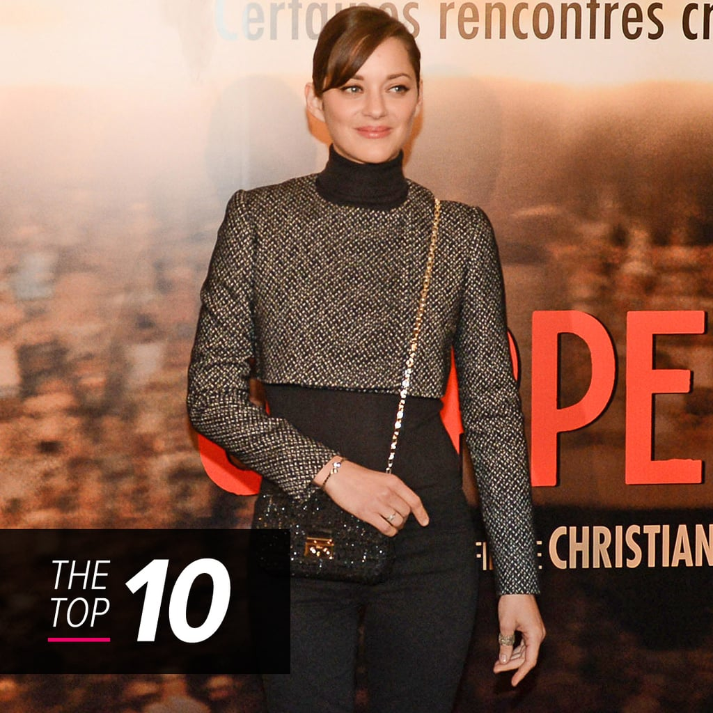 Marion Cotillard Leads This Week's Style Pack