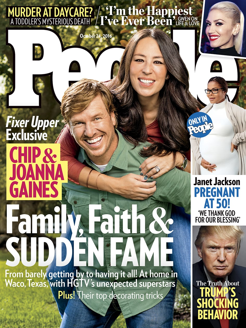 Chip And Joanna Gaines 39 S Life Before They Were Famous