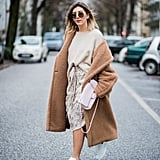 With a Neutral, Feminine Outfit