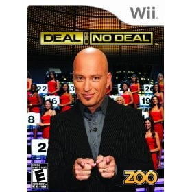 Deal or No Deal for Wii ($18)