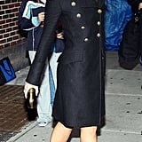 November 2010: Late Show With David Letterman