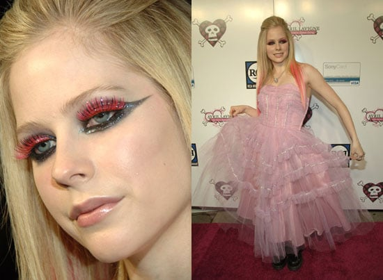 Worst Look of the Day: Avril Lavigne