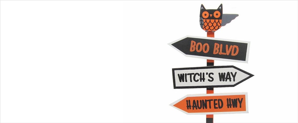 22 Outdoor Halloween Decorations From Target That Are $10 or Less
