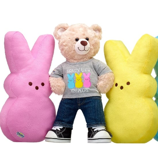 Shop Build-A-Bear's Peeps Line of Plushes and Accessories