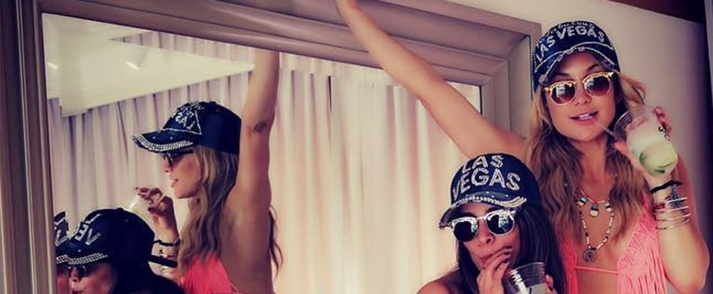 1 Look at Kate Hudson's Bikini and You'll Know She's in Vegas, Baby!