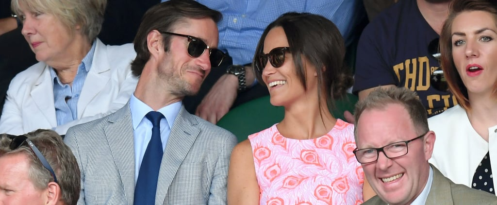 Pippa Middleton's Proposal Wasn't as Public as Kate's, but It'll Still Put You in a Good Mood