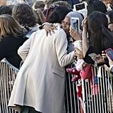 الأمير هاري وميغان ماركل يختبران لحظات ظريفة في ساسكس 2018