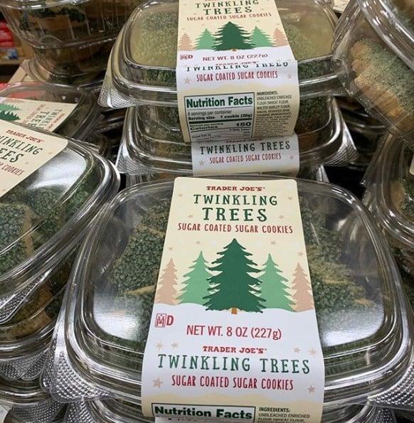 Trader Joe's Vegan Holiday Foods