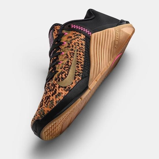 Cheetah Print Nike Metcon 6 Training Shoes
