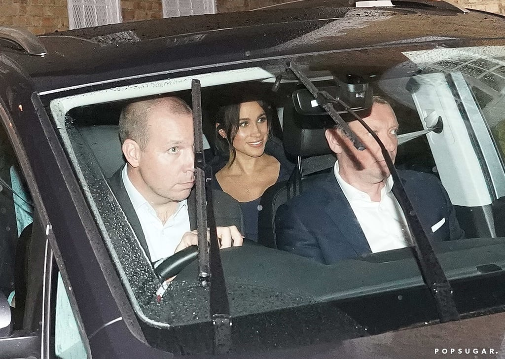 Prince Harry and Meghan Markle Christmas Carol Service 2018