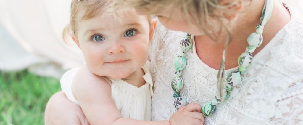 Stylish Nursing and Teething Necklaces For Breastfeeding Mamas