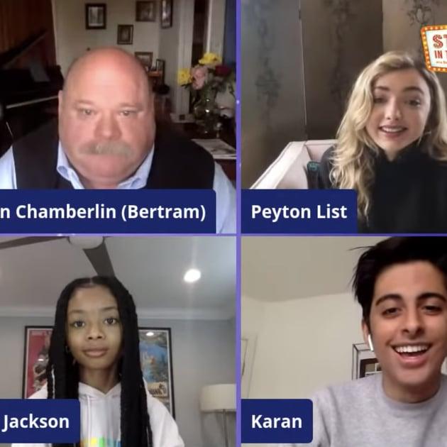 Watch The Cast Of Jessie Reunite And Honor Cameron Boyce Popsugar Entertainment