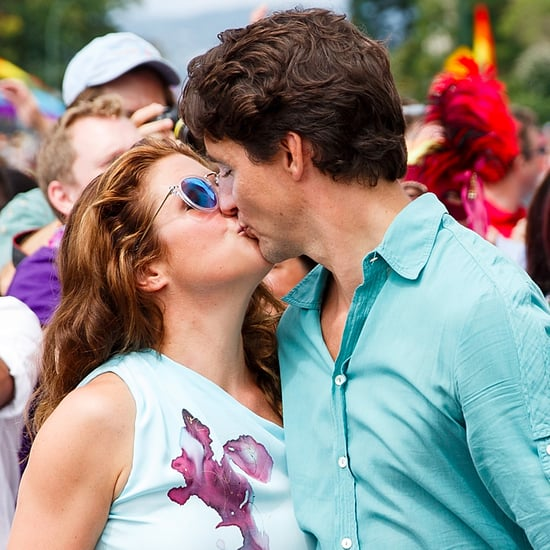Justin Trudeau and Sophie Gregoire Cute Pictures