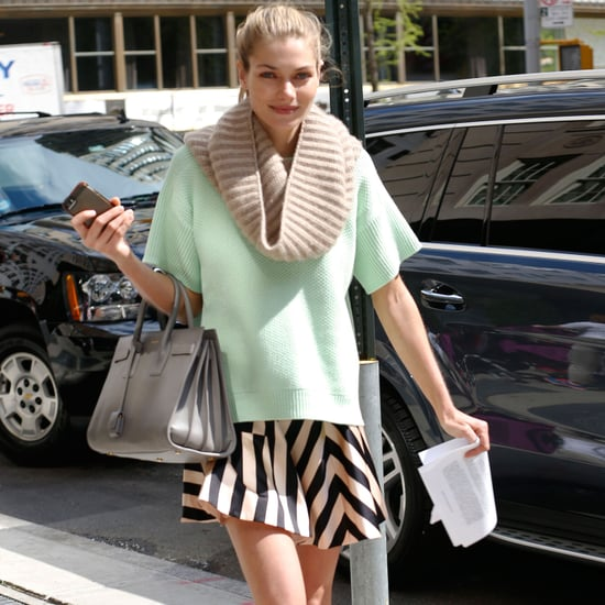 Pictures of Jess Hart and More Celebrities Out Shopping