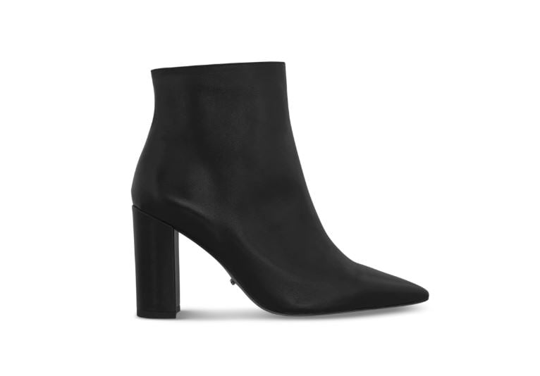 Tony Bianco Emaly Black Como Ankle Boots ($239.95)