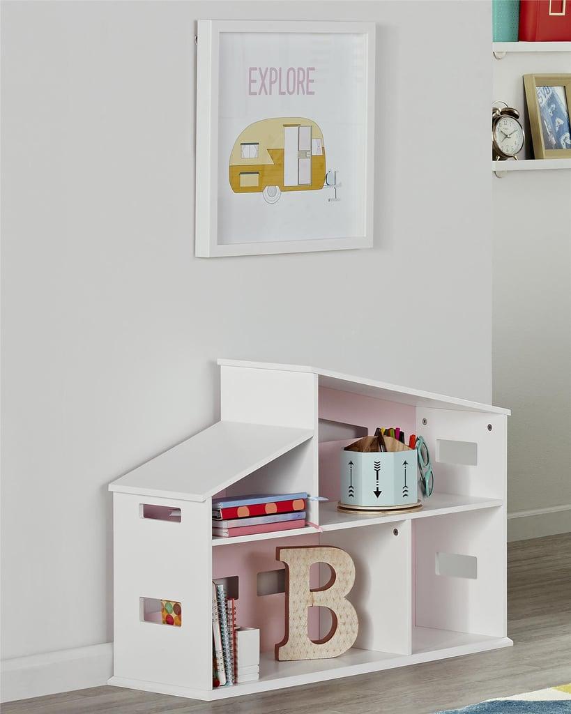 Addison Dollhouse Bookcase ($49)