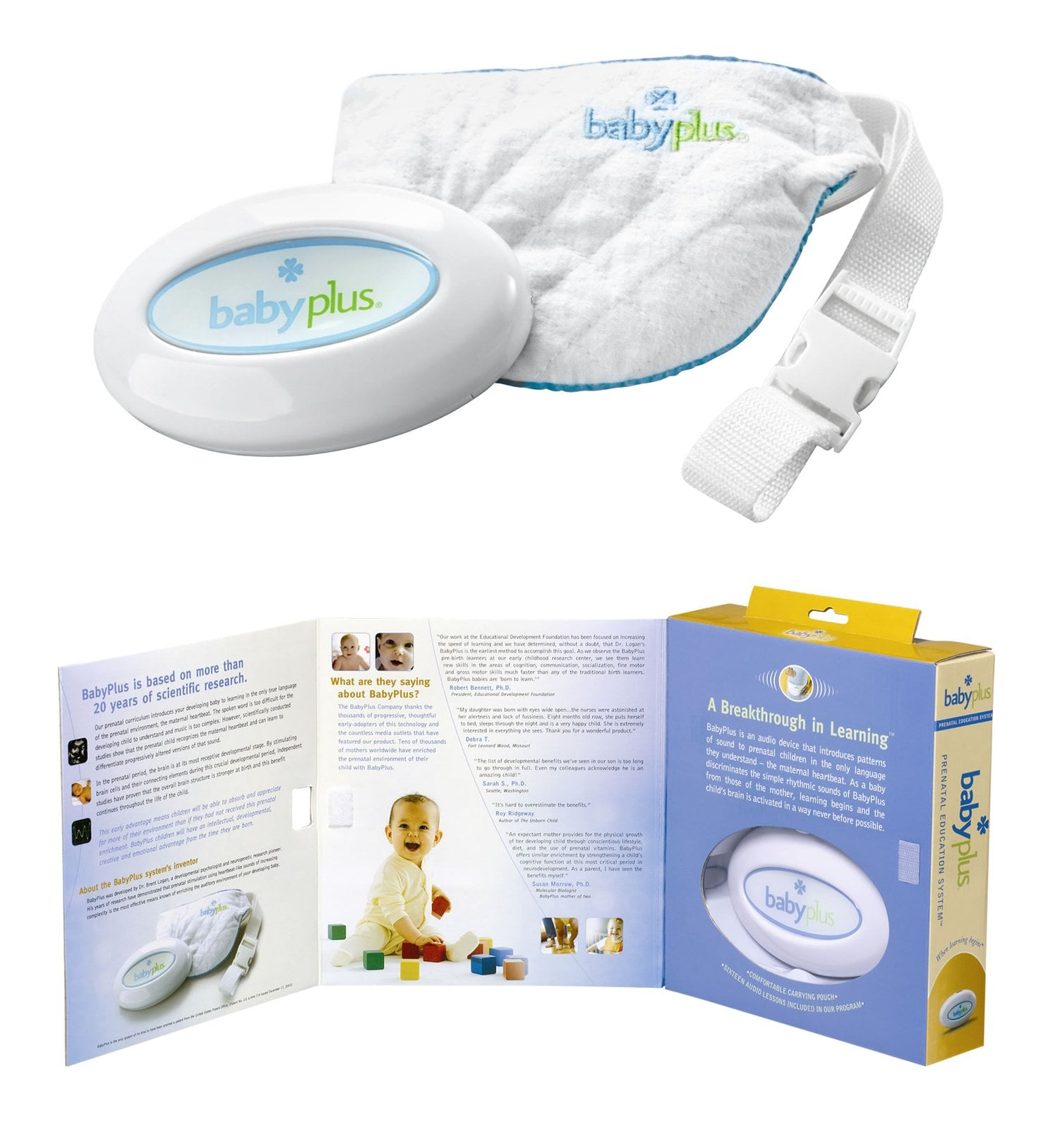 Baby Plus Prenatal Education Tool