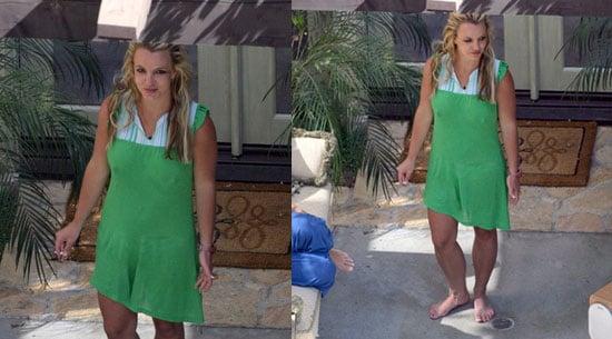 Britney Spears Is Recording a New Album in Las Vegas