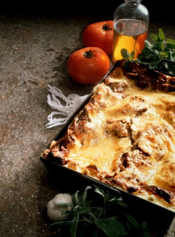 Monday's Leftovers: Beef Stew Lasagna