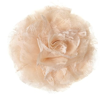 Lace Flower Corsage $16 @ Topshop