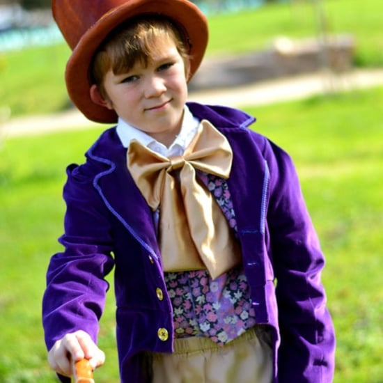 Book Character Kid Halloween Costumes