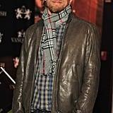 In November 2012, he hosted a party in Atlanta, GA.