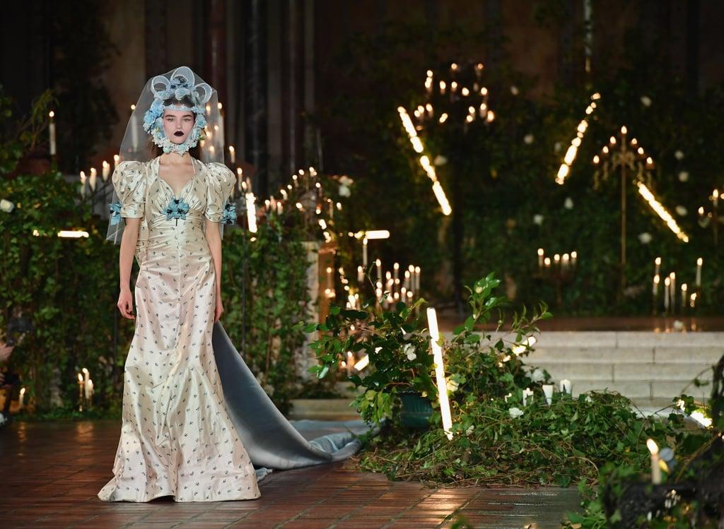 Rodarte's Fall 2020 New York Fashion Week Show