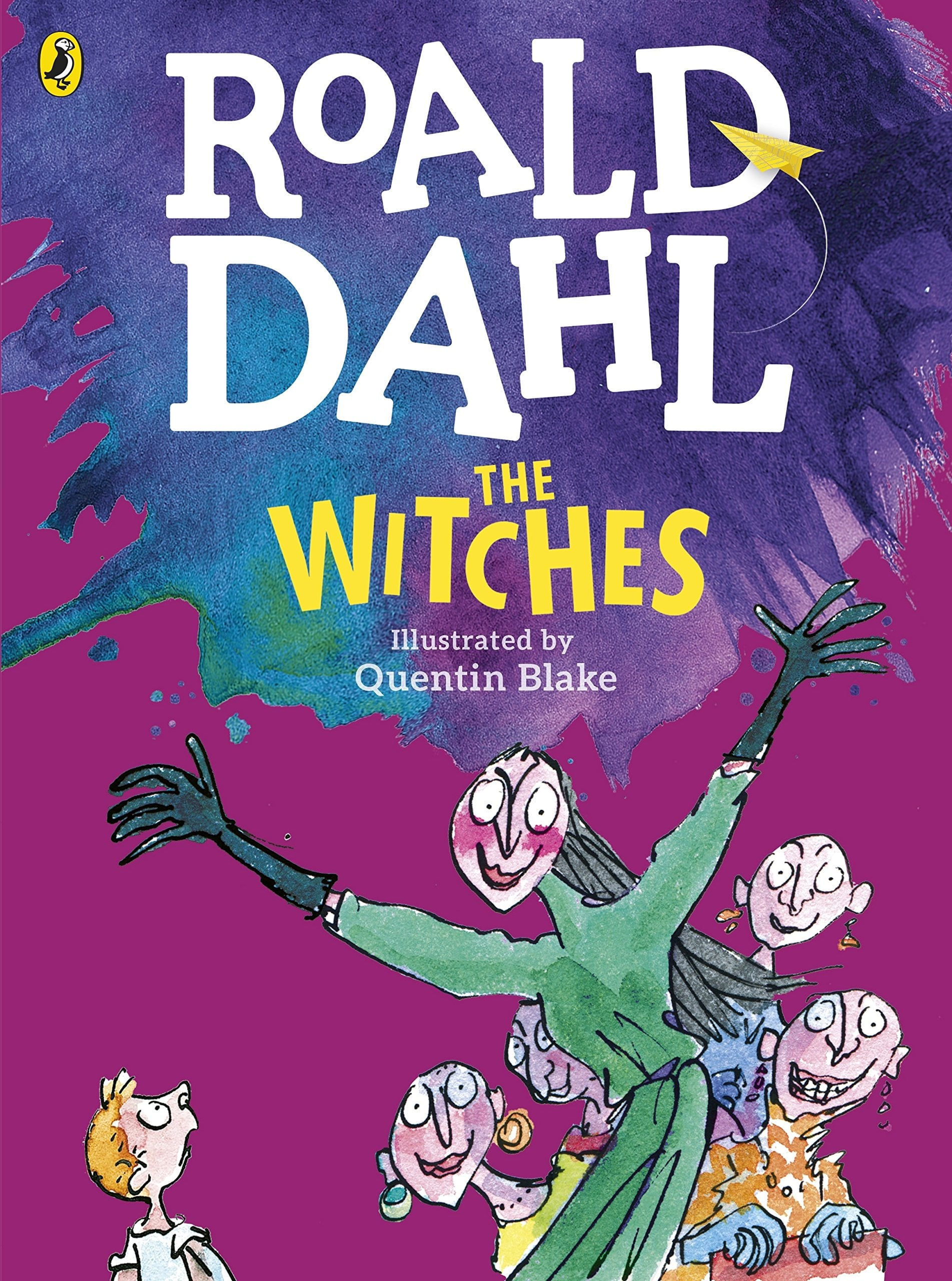 The Witches by Roald Dahl: Book Spoilers and Ending   POPSUGAR  Entertainment UK