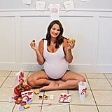 Pregnancy Cravings Photo