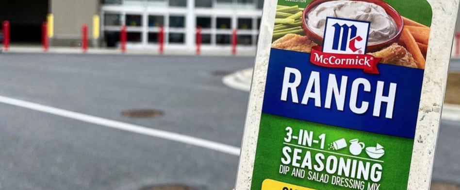 Costco Is Selling a Huge Container of Ranch Seasoning For $5