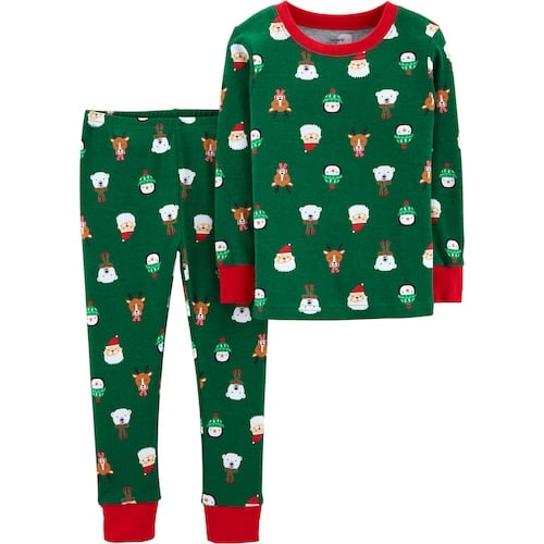 Kids Christmas Pajamas.Best Christmas Pajamas For Kids At Kohls Popsugar Family