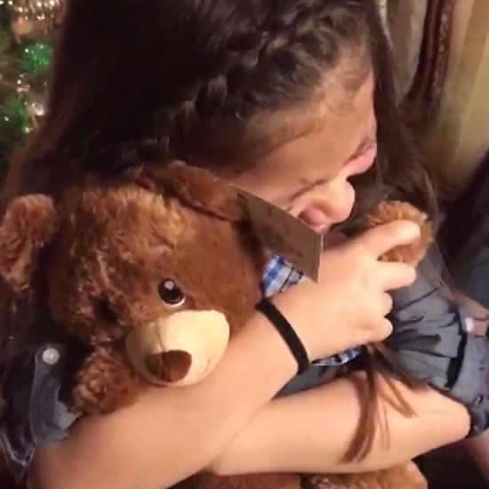 Girls Get Build-a-Bears With Late Grandpa's Voice Inside