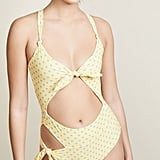 For Love & Lemons Limoncello One Piece