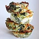 Cheesy Broccoli Bites