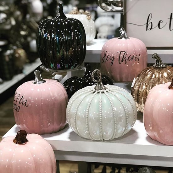 HomeGoods Is Selling Beautiful Glass Blown Pumpkins