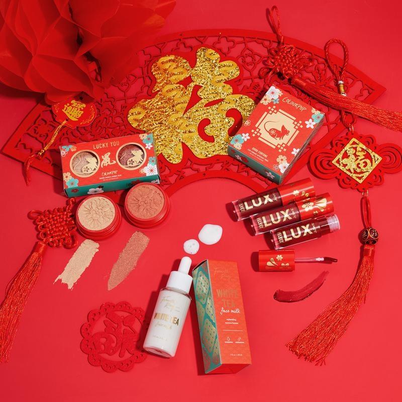 ColourPop Lunar New Year Collection