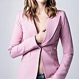 The Smythe x  Rethink Breast Cancer Pink Duchess Blazer