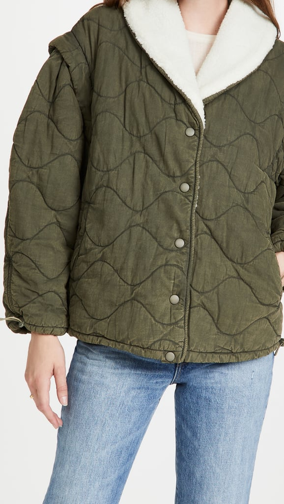 Sea Layla Quilted Puffer Jacket