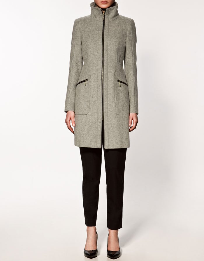 A Super-Sleek Coat ($159)